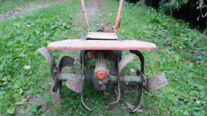 2 rototillers projects, sell, trade?