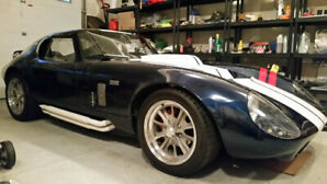 2011 Shelby Daytona Coupe (2 door)