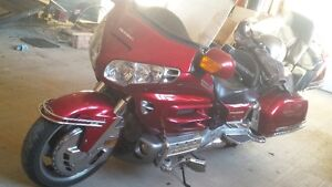 2003 Gold Wing