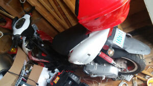 50cc keeway scooter