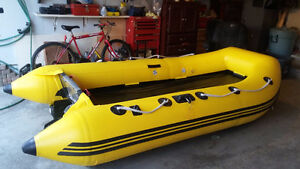 10' Advanced Marine Inflatable Boat - Good Condition