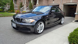 2011 BMW 1-Series 135i M-Package Coupe (2 door)