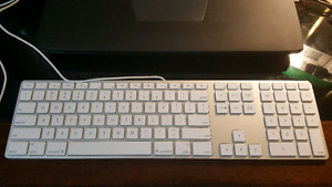Apple Keyboard (***sold)