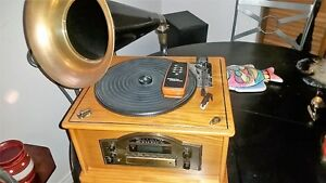 Antique Looking Stereo System