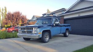 87 Chevy R10 RAMJET 350!