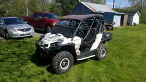 Trade Can-am Commander 1000 for can-am atv