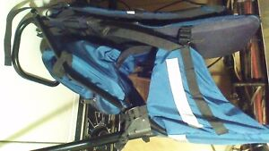 Spalding baby or child backpack carrier and free standing chair Stratford Kitchener Area image 4