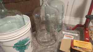 Wine making kit. Brand New! With wine filter.  London Ontario image 6