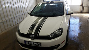 2012 Volkswagen Golf Sportline Coupé (2 portes)