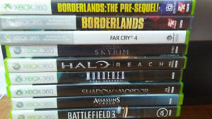 9 GOOD Xbox 360 Games for $60