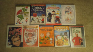 Christmas/Holiday DVDs