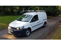 Volkswagen Caddy Maxi 1.6 TDI 102PS C20 BlueMotion Maxi 13 reg 83k DIRECT SKY