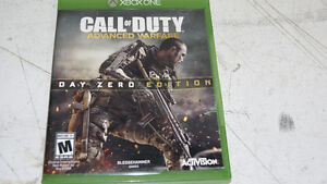 JEUX CALL OF DUTY XBOX ONE
