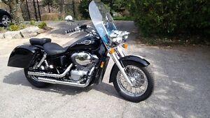 HONDA Shadow ACE 750     2001