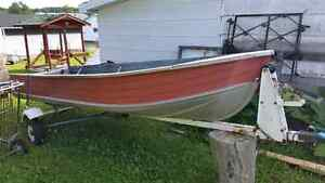 Boat trailer kijiji free classifieds in sudbury find a Aluminum boat and motor packages