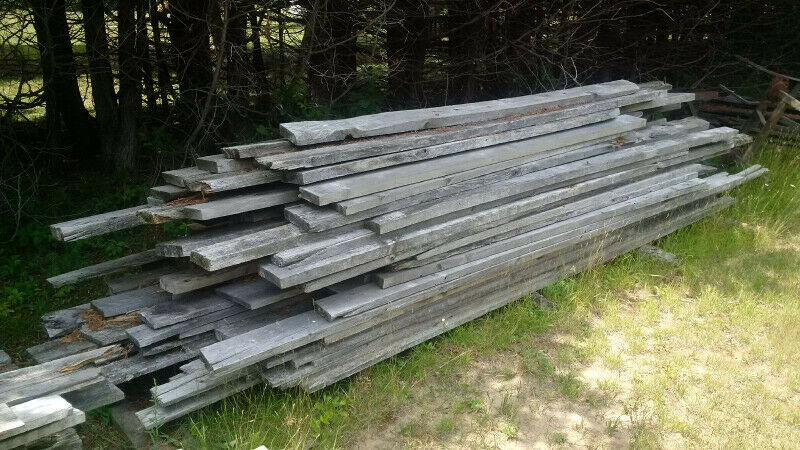 Barn Wood, Reclaimed Weathered Sawmill Woods For Sale ...