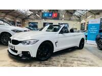 2014 BMW 4 Series 2.0 420d M Sport Auto 2dr Convertible Diesel Automatic