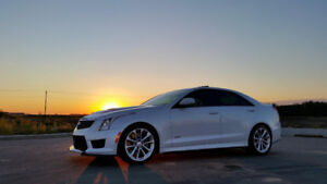 2016 Cadillac ATS-V - RARE 6-Speed Manual - ALL OPTIONS