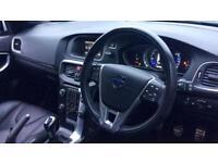 2014 Volvo V40 D2 R DESIGN Lux 5dr Manual Diesel Hatchback