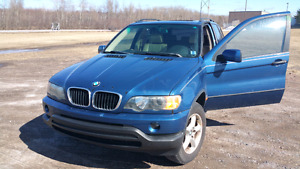 BMW X5 2001 for sale.