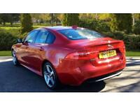 2016 Jaguar XE 2.0 R-Sport Automatic Petrol Saloon