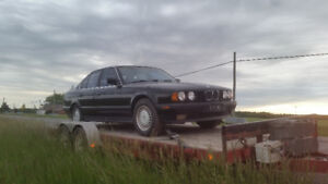 BMW E34 Rust free shell ONLY!
