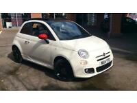 2014 Fiat 500 1.2 S 2dr Manual Petrol Convertible