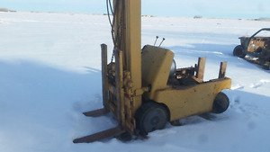 Hyster spacesaver for parts