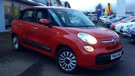 2014 Fiat 500L 1.4 Pop Star Manual Petrol Hatchback