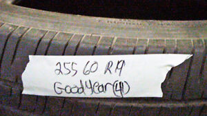GoodYear Hankook Bridgestone tires rims London Ontario image 1