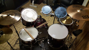 Have any drum equipment that you don't need?