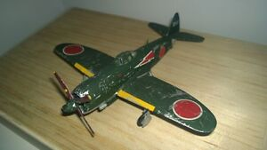 Japanese WWII Fighter aircraft display model 1/72 scale