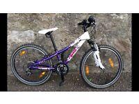 Scott Contessa Girls Mountain Bike 24 inch Wheel
