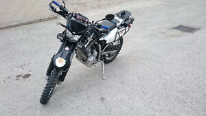 PRICE REDUCED - '14 KLX250S Great Dual Sport