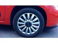2014 Fiat 500L 1.4 Pop Star 5dr Manual Petrol Hatchback