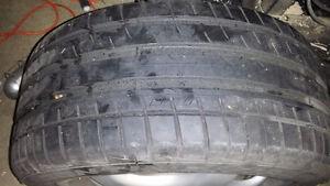 Porsche 944/968/996 Tires