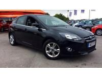 2013 Ford Focus 1.6 Zetec 5dr Powershift Automatic Petrol Hatchback