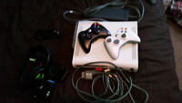 Xbox 360 bundle with over 40 games