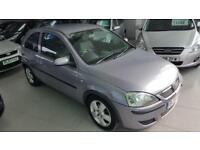2004 VAUXHALL CORSA ENERGY Purple Manual Petrol