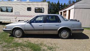 1992 Oldsmobile Cutlass Ciera s Sedan