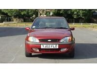 2002 Ford Fiesta 1.25 Freestyle 3dr