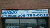 BRIGHT AUTO SERVICES - AUTO REPAIR
