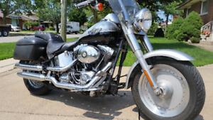 Fatboy Anniversary Harley Davidson 2003 for Sale