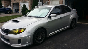 ******2011 Subaru Impreza WRX  w/Limited Pkg Sedan****** Kitchener / Waterloo Kitchener Area image 9