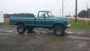 1979 Ford F-250 4x4