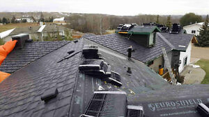Roof repairs, residential, commercial, flat roofs, best prices Edmonton Edmonton Area image 10