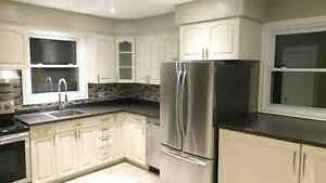 Beautiful Newly Renovated 3 Bedroom Apartment
