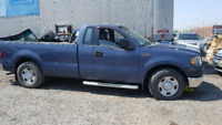 Parting a 2006 f150 2wd ford