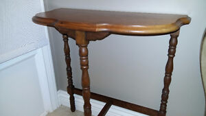 ***small table***