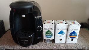 Machine a café Tassimo de Bosh